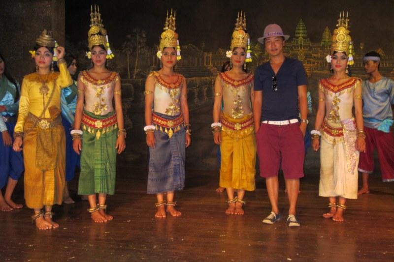 Leven werken en helpen in Cambodja Weekendje Siem Reap